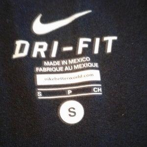 Nike Shirts - USED🐵 BLUE DRI-FIT NIKE T-SHIRT.